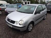 2005 VOLKSWAGEN POLO 1.4 Twist VERY CLEAN EXAMPLE 12 MONTHS MOT