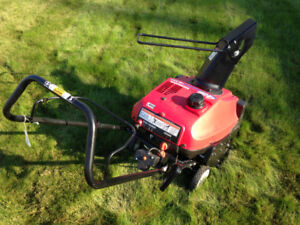 Well Maintained Snowblower