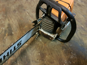 Stihl 461 chainsaw