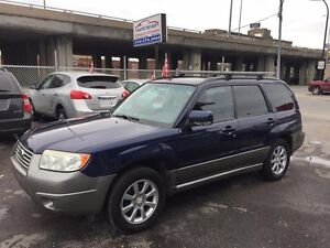 Subaru Forester 5dr Wgn 2.5XS 2006