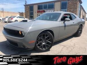 2018 Dodge Challenger R/T Shaker  - Leather Seats