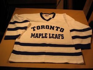 NEW Toronto Maple Leaf Jersey/Sweater