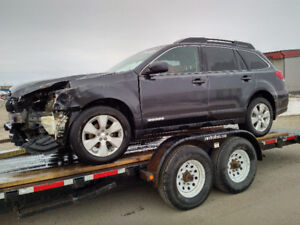 2011 Subaru Outback (parts only)