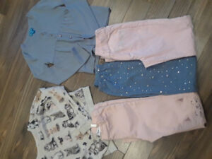 Small girls size 8 lot