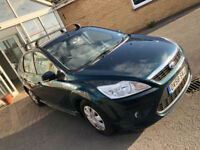 Ford Focus 1.6TDCi ( 90ps ) 2008.25MY Econetic