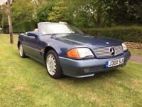 1991 Mercedes-Benz 300 3.0 SL 2dr