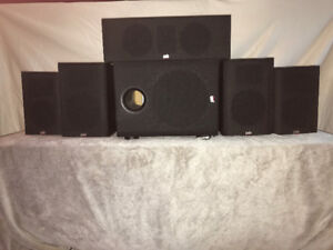 PSB Alpha Home Theater Speakers