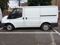 FORD TRANSIT SWB LOW ROOF YEAR 2008 57 PLATE QUICK SALE