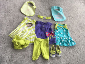 0-3 month summer outfits Carters