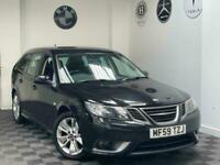 2009 Saab 9-3 1.9 TiD 150 Turbo Edition 5dr 2 OWNERS+FULL SERVICE HISTORY ESTATE