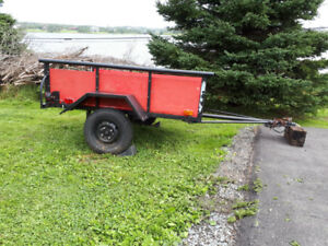 Homemade Utility Trailer - $450.00 OBO