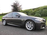 2013 BMW 520d M-SPORT **TWIN TURBO**184bhp** BluePerformance Auto **