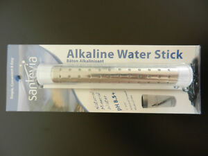 NEW Santevia Alkaline Water Stick