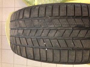 265/ 50 R19 winter tires for Audi Q7/ Scorpion Pirelli West Island Greater Montréal image 1