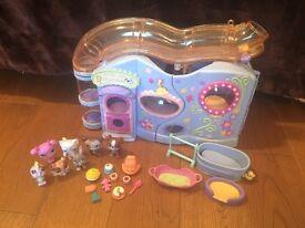 Littlest Pet Shop House Set