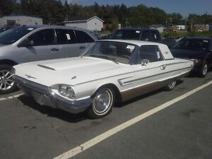 1965 FORD THUNDERBIRD !! NICE CLEAN CAR !!