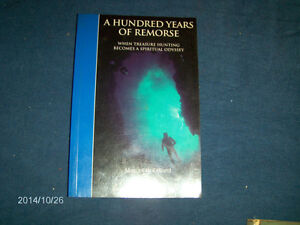 A HUNDRED YEARS OF REMORSE-MARCEL ROBILLARD-2002-SIGNED COPY