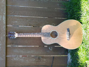 Tanglewood TW73 acoustic parlour guitar