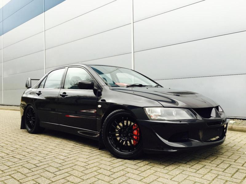 2004 04 mitsubishi lancer evo 8 fq330 black 360 bhp dyno. Black Bedroom Furniture Sets. Home Design Ideas