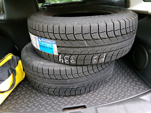 Winter tires 235/65r16 Michelin X-Ice 2