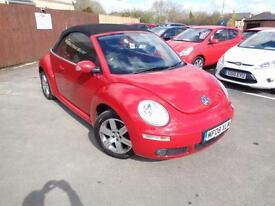 2008 Volkswagen Beetle 1.6 Luna