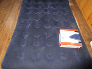 outbound double air bed