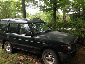 1996 Landrover Discovery SUV, Crossover