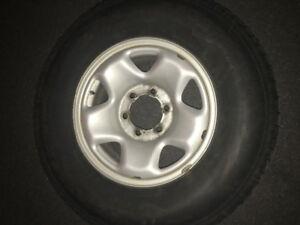 245/75R 16 Snow Tires/Rims and Sensors