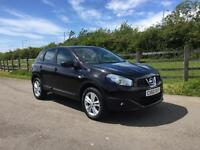 Nissan Qashqai 1.5dCi Acenta finance available from £30 per week