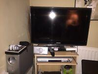 32 inch Samsung flat tv