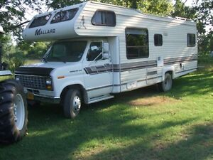 RV FOR SALE IN TIME FOR HUNTING