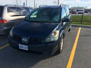 2006 Nissan Quest Minivan, Van E-Tested + Safety