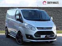 2013 63 Ford Transit Custom 2.2TDCi ( 125PS ) 270 L1H1 Limited SPORT STYLE