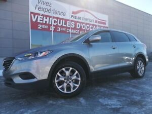Mazda CX-9 AWD 4dr GS+CUIR+7 PASSAGER+TOIT+WOW! 2015
