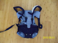 Baby carrier (in front of yourself) - $10