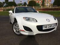 Mazda MX-5 1.8i 2009MY Roadster SE only 19000 miles FSH STUNNING CONDITION