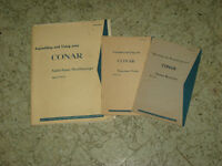 Conar Electronic Books