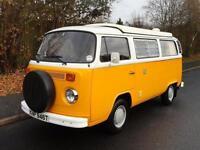 1978 Volkswagen Campervan 2.0 4dr