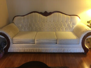 3 PIECE FURNITURE - GREAT CONDITION - NEED SOLD NOW