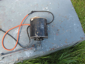Good used 1/3 h.p. electric motor. Gatineau Ottawa / Gatineau Area image 1
