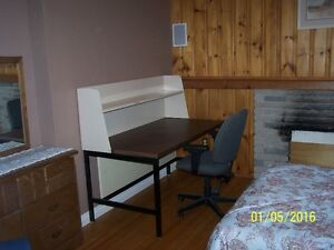 Student Rental: 10 Minutes walk to Fleming: Avail. May1-Aug. 31