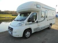Auto Trail Cheyenne SE 632 Rear fixed bed Centre Dinette 5 Berth