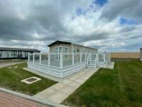 Single unit lodge with Sea Views