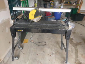 "QEP 30""  Wet Tile Saw"