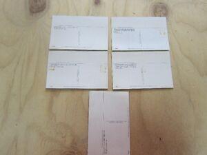 SANTA POST CARDS Peterborough Peterborough Area image 2