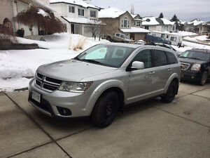 2012 Dodge Journey R/T AWD - Low KM, 1 owner, very clean, extras