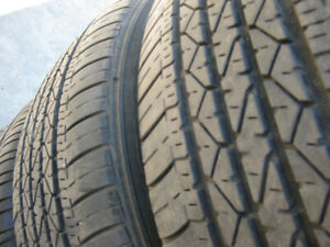 195/65 R15 FUZION summer tire, great condition.4 tires/ $120