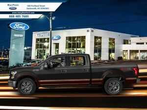 2015 Ford F-150 Platinum  - Navigation -  Leather Seats