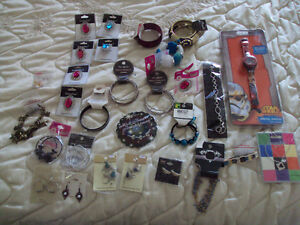 Jewelry, Headbands, and Scarves