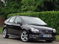 2006 ford focus st 5dr 2.5 turbo 250 bhp** 9 SERVICE STAMPS INC CAM BELT 86K!!**